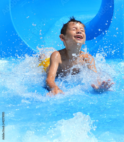 Leinwanddruck Bild Sommerspaß
