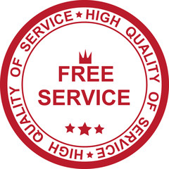 STAMP FREE SERVICE