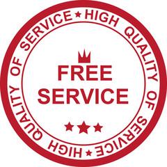 STAMP FREE SERVICE
