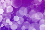 Violet Bubbles background Flarium, white bubbles - 42184043
