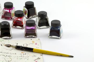 Vasetti d'inchiostro