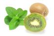 Kiwi et menthe