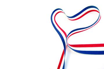 Francia bandiera passione