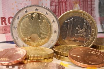 Euro Münze Deutschland