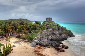 Tulum Maya Ruins - Mexico