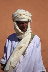 Menschen der Sahara
