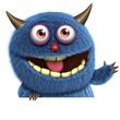 ������, ������: cute furry alien