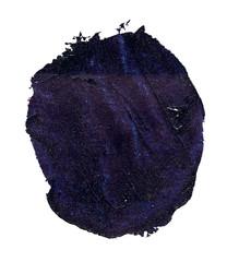 Watercolor blob