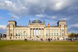 Fototapety Reichstag in Berlin, Germany