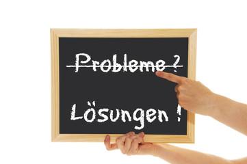 Tafel Probleme / Lösungen