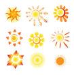 sign sun