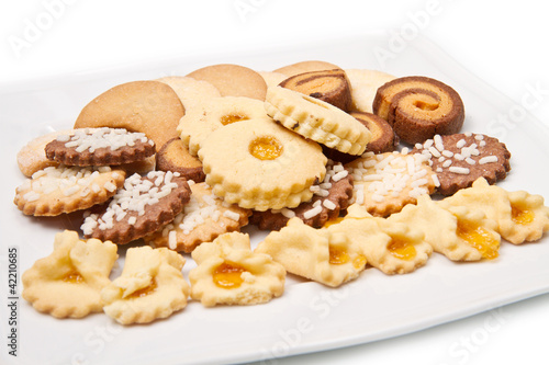 biscotti misti assortiti