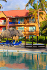 Luxury Condos with Swimming Pool and Cabanas