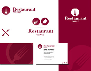 restaurant logos bordeaux
