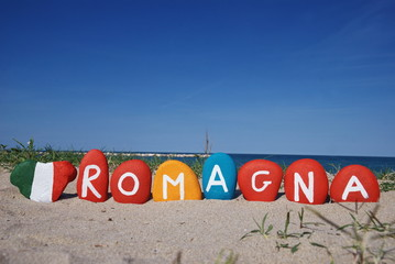 Romagna  region in my heart