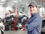 Auto mechanic. - Fine Art prints