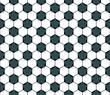 Seamless football star pattern. EPS 8