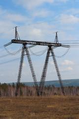 electrical grid near field