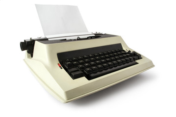 Typewriter, electric, 1980s