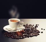 Fototapety caffè italiano