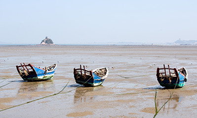 fisher's boats - China