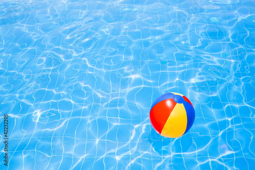 Leinwandbild Motiv waterball 3