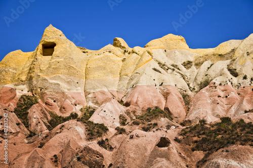 La vallée rose - Cappadoce, Turquie