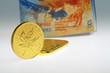 Gold und Schweizer Franken