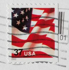 francobollo USA