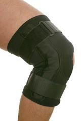 ginocchio rotto