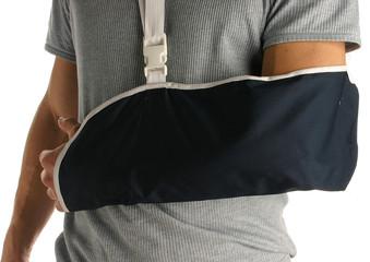 braccio rotto