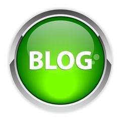 bouton internet blog icon.