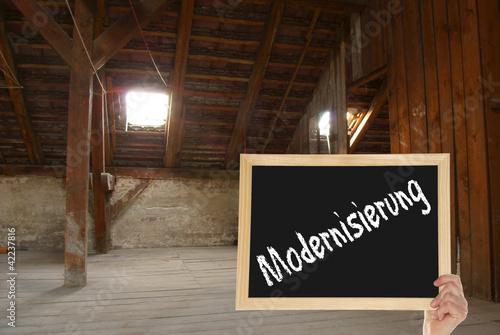 haus modernisierung von photographybymk lizenzfreies foto 42237816 auf. Black Bedroom Furniture Sets. Home Design Ideas