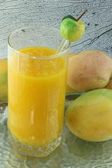 jugo concentrado de mango 100% natural