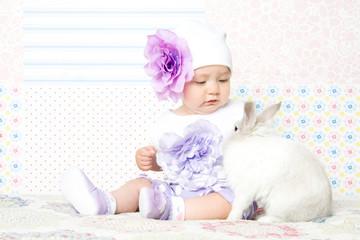 baby abd bunny