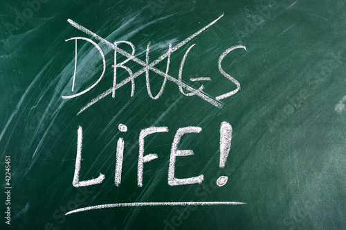 say no to drugs,choice life