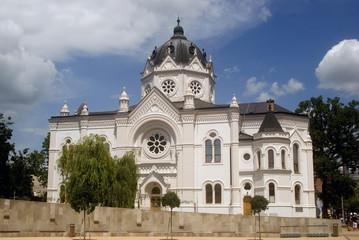 Synagogue, Szolnok, Hungary