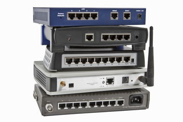 simple network equipment