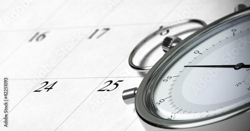 time management concept, punctuality
