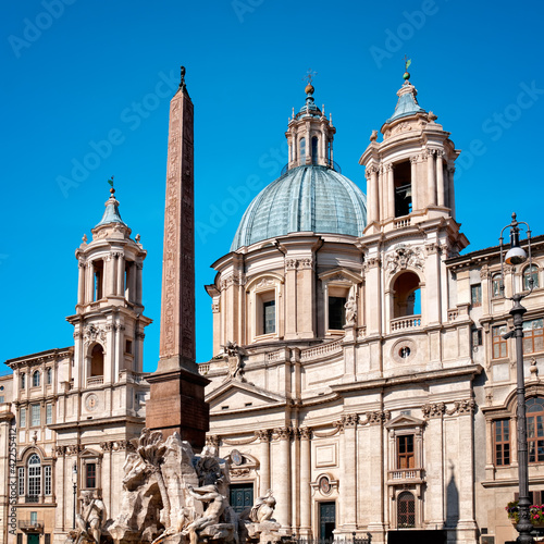 Sant'Agnese in Agnone, ROME - ITALY