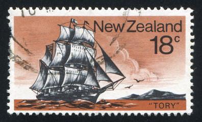 Historic Sailing Ship