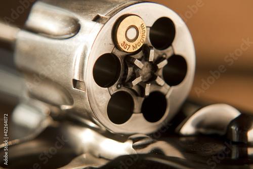 357 Magnum Revolver - 42264072
