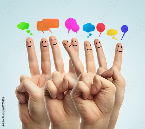 koncepcja sieci społecznej
