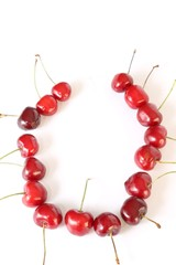 collana di ciliegie