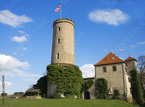 canvas print picture Sparrenburg III