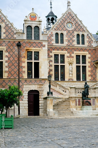 mansion Groslo in Orleans, France