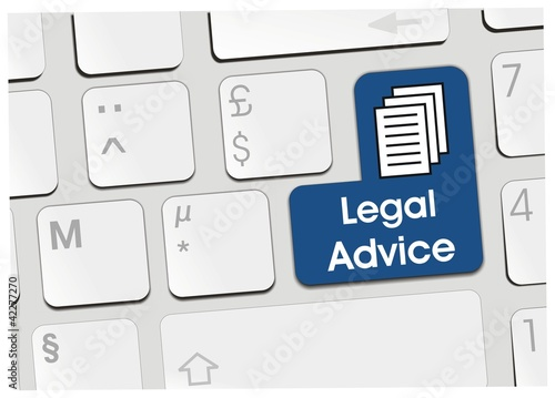 clavier legal advice