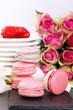 pink sweet
