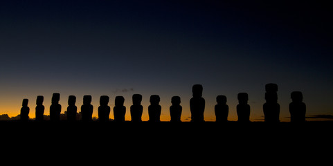 Easter Island Sunrise