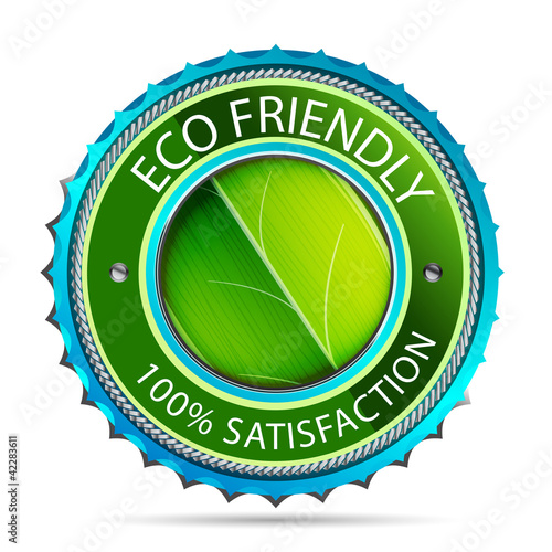 Eco friendly label